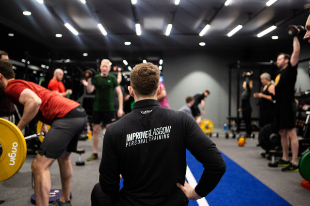 Improve Glasgow Personal Training facility