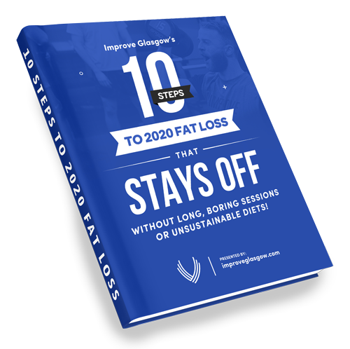 10 Steps to 2020 Fat Loss Ebook Download